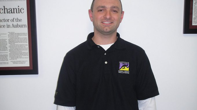 APTS Welcomes Tom Zirilli, PT To The Staff