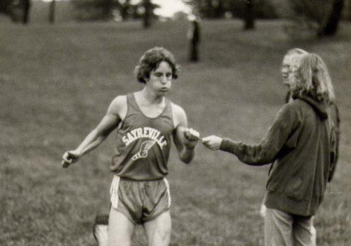 Runners And Knee Pain