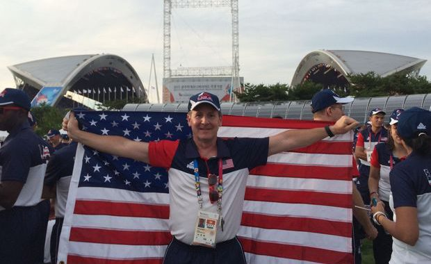 Buchberger Gets Chance Of A Lifetime: Joins Medical Staff For 2015 SWUG In Gwangju