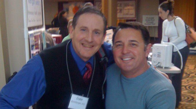 """Buchberger Meets """"Seal Team Six"""" Author, Wasdin"""