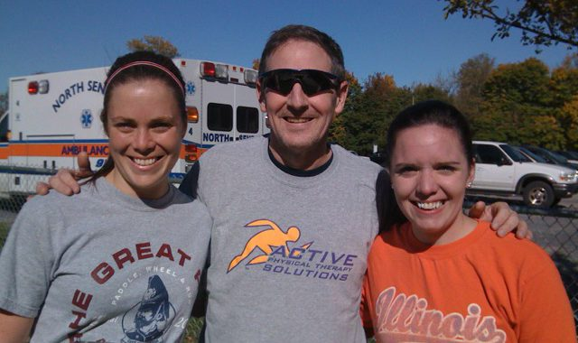APTS Staff Participates In Forever Young 5K