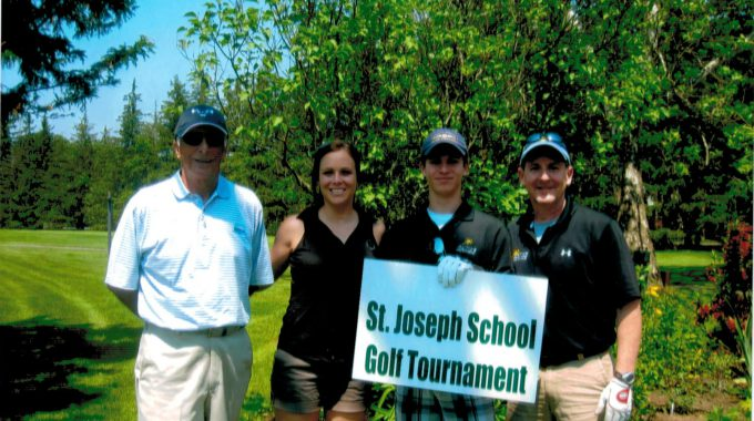 APTS Sponsors The Annual St. Joseph's School Golf Tournament