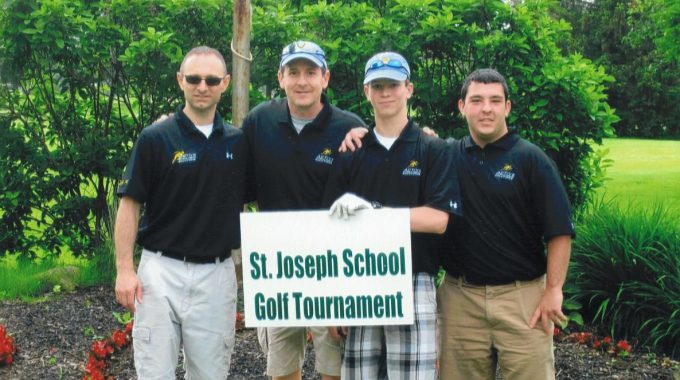 APTS Competes In St. Joe's Golf Tournament For 2nd Year