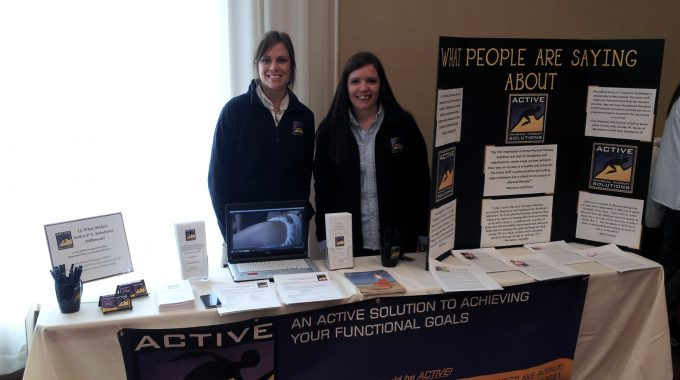 APTS Attends 1st Annual Wednesday Wellness Fair