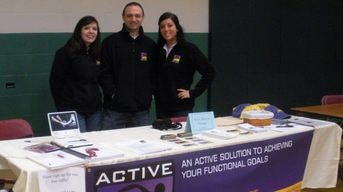 APTS Attends Annual YMCA Family Health Day